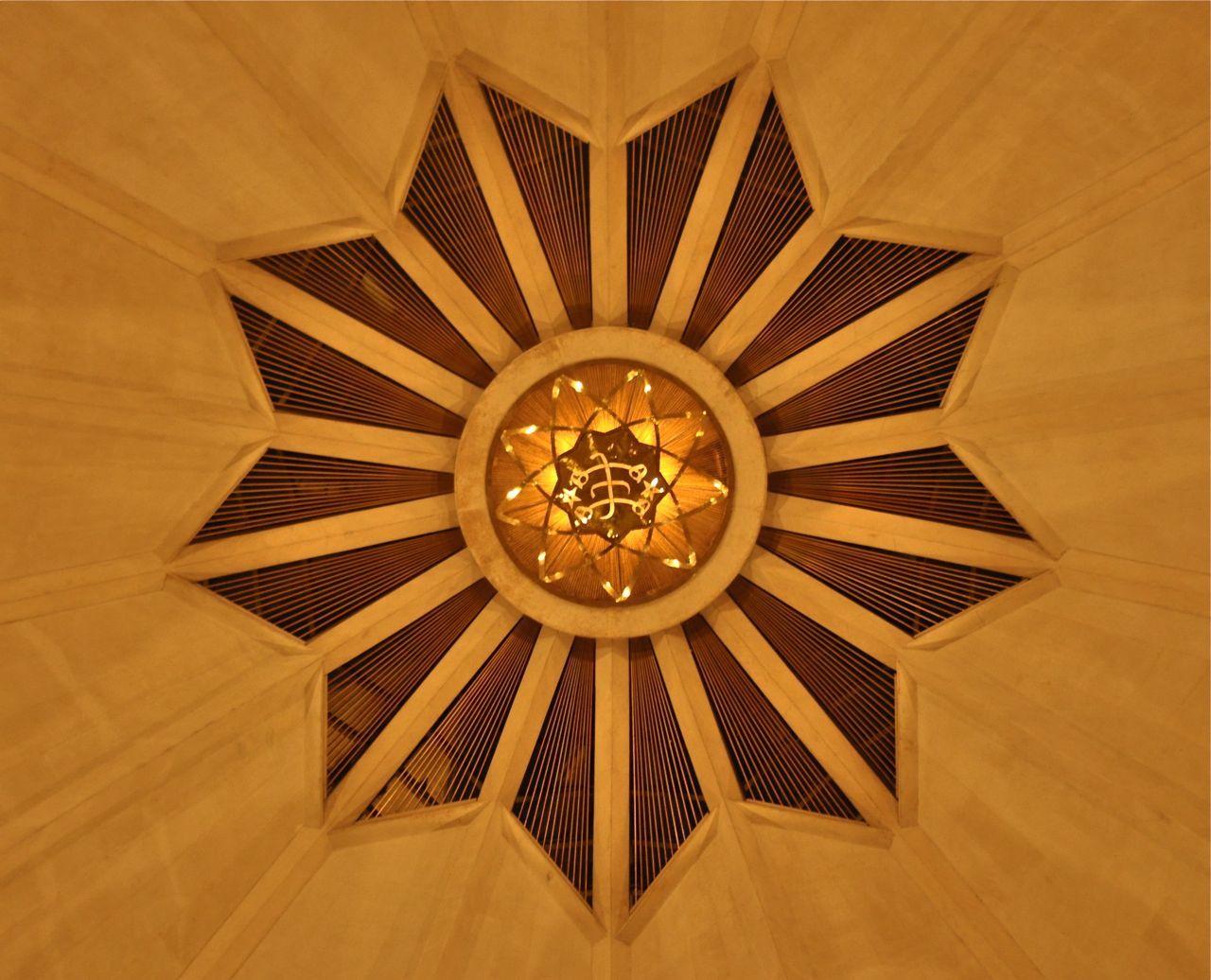 Baha'i Lotus Temple ...